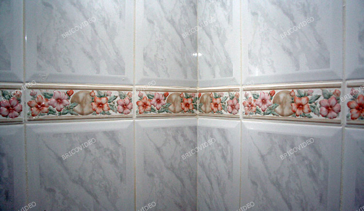 Galerie images du forum sols carrelages for Frise carrelage mural salle de bain