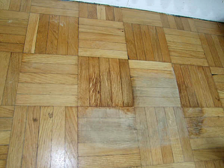 Mots cl s peindre parquet blanc cire parquet naturel different pictures to pin on pinterest for Peindre parquet bois