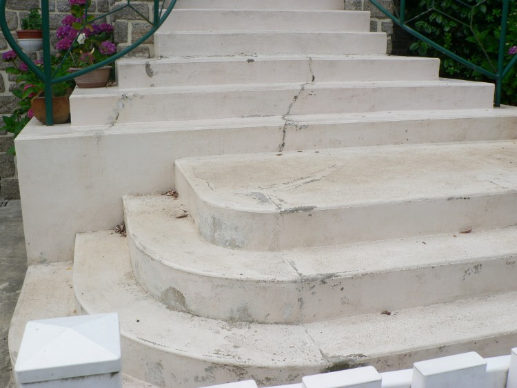 Good Carrelage Sur Escalier Beton With Pose Carrelage Sur Sol En Bton