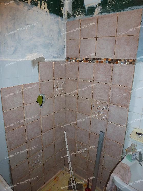 travaux rénovation salle de bain